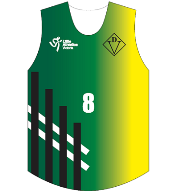 Regional Competition Singlet (Diamond)