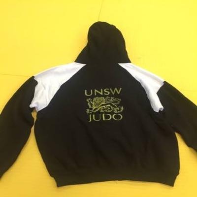 UNSW Judo Club Hoodie - UNSW Shop