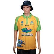 BPL08 Gold Coast Hawks Supporter Polo Shirt