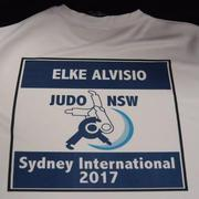 NSW State Team - Essimo 'Cool-Dry' T Shirt with Name on Back
