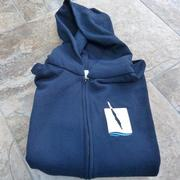 Zip-Up Hoodie (small)