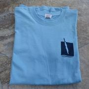 Pale Blue T-Shirt