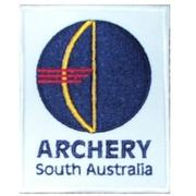 ARCHERY SA Cloth Badge (sew-on patch)
