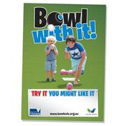 BOWL WITH IT POSTER  2 - KIDS (40g)