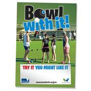 BOWL WITH IT POSTER 3 - SOCIAL (40g)