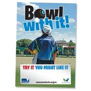 BOWL WITH IT POSTER 1 VIC SHIRT (40g)