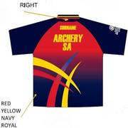 ARCHERY SA State Shirt (with your name)