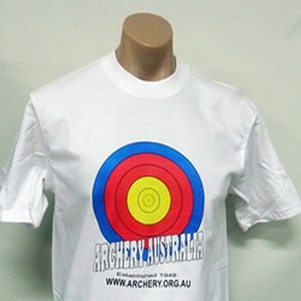 Archery australia t shirt design 011 archery australia for Design t shirts online australia