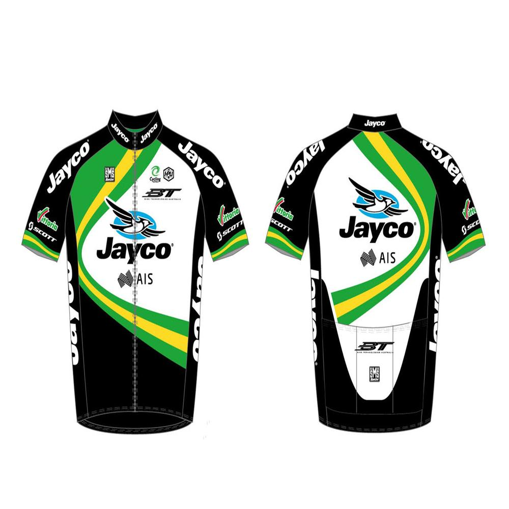 Santini Jayco AIS Team Jerseys - Cycling Australia Shop
